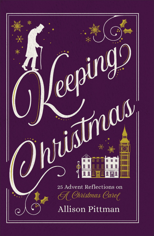 Keeping Christmas - cover
