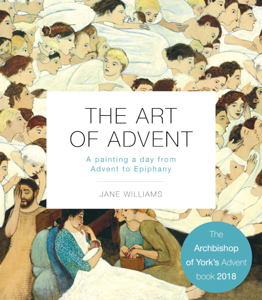 The Art of Advent - cover